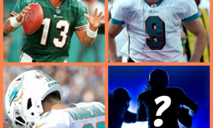 The Dolphins Quarterback Search