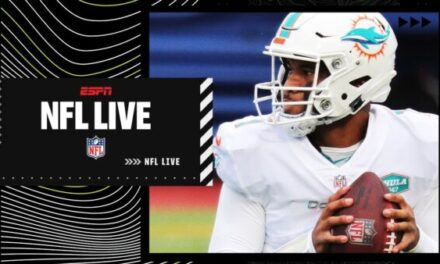 ESPN NFL LIVE: Mina Kimes/Ryan Clark/Marcus Spears Talk Dolphins vs Patriots