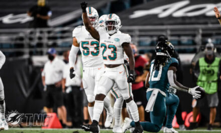 DolphinsTalk Podcast: Byron Jones, Bobby McCain, and this Dolphins Secondary