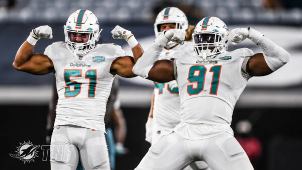 Post Game Wrap Up Show: Dolphins Win Big Over Jacksonville