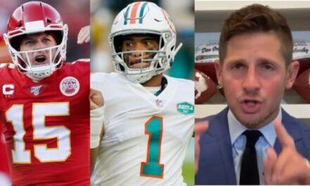 Dan Orlovsky Talks Dolphins Defense vs Chiefs Offense