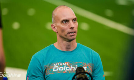 BREAKING: Dolphins Fire OC Chad O'Shea and Two other Assistant Coaches