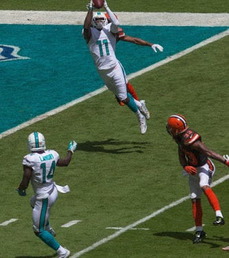 Dolphins Beat Browns in Overtime