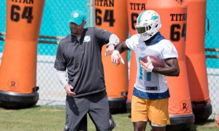 DT Daily for Fri, June 1st: Frank Gore, Leonte Carroo and other OTA news