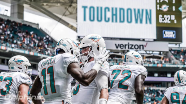 A Deep Dive into the Dolphins Receivers