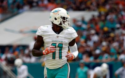 DT Daily 8/15: Antwan Staley joins us & DeVante Parker Thoughts
