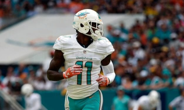DT Daily 12/28: DeVante Parker & Bills Game Thoughts
