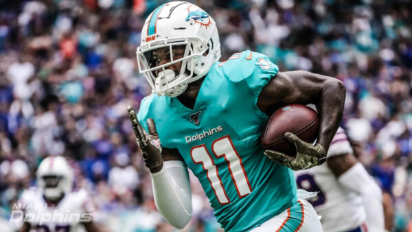 Happy Birthday DeVante Parker