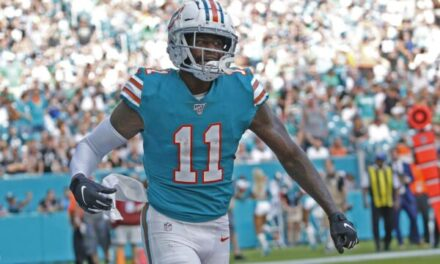 Miami Dolphins 2020 Fantasy Football Value