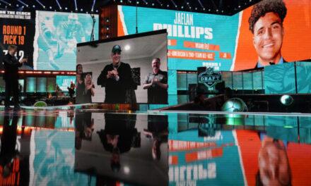 Miami DE Jaelan Phillips Top 10 Plays