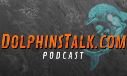 DolphinsTalk Podcast: Omar Kelly of the Sun-Sentinel Joins Us to Talk Dolphins Football