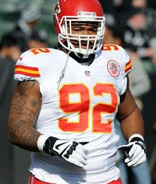Dontari Poe Traveling to Miami to Visit with Dolphins