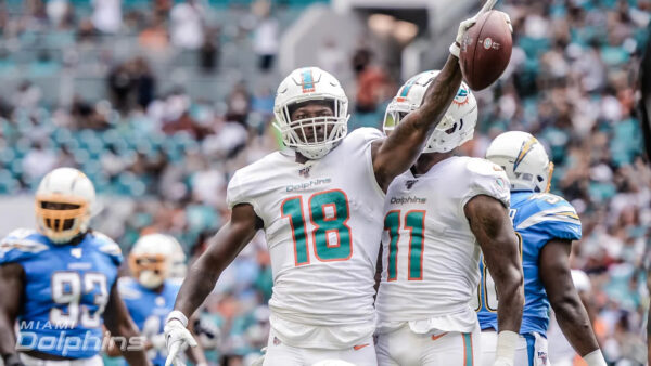 DT Daily 11/7: Dolphins RB Situation and Gary Jennings