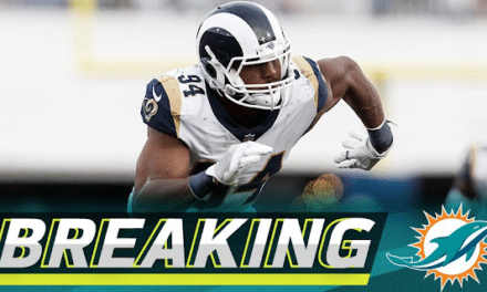 Breaking News Audio: Robert Quinn Traded to Miami