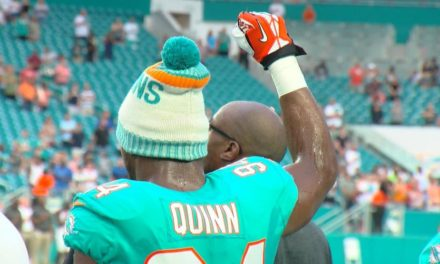 Video: Police Union Comes out Against Dolphins