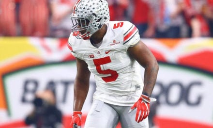 With Pick #54 Miami Selects Linebacker Raekwon McMillan
