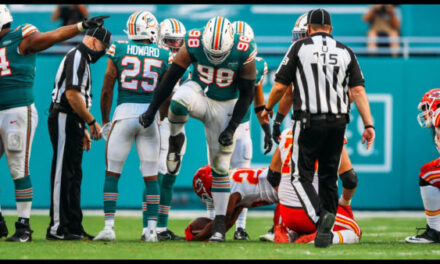 Dolphins Nation Should Be Proud After Loss to Chiefs