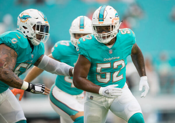 Video: Miami Dolphins Training Camp Battle: Linebackers