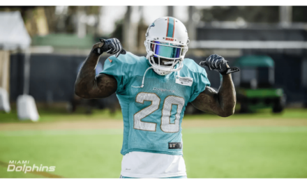 It's Dress Rehearsal Week For the Dolphins