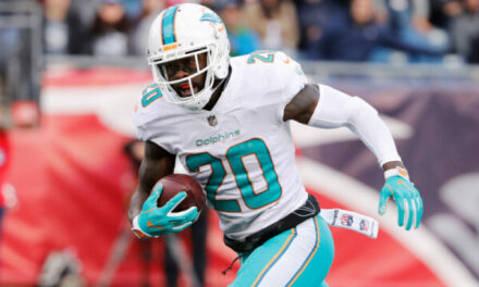 DT Daily 11/21: Reshad Jones, Kalen Ballage, and more
