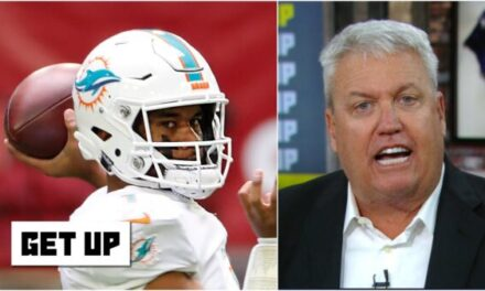 Rex Ryan on the Dolphins Victory over Arizona and Tua's Performance