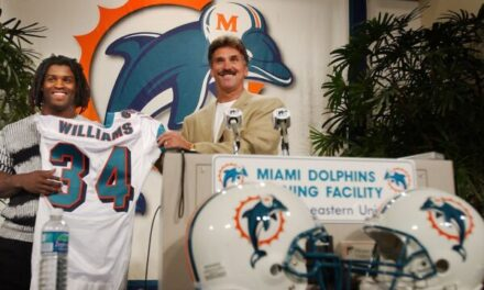 This Day in Dolphins History: March 8, 2002 – Ricky Williams Traded to the Dolphins
