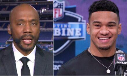 Louis Riddick of ESPN on Tua's Injury