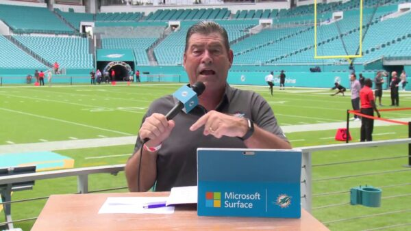 VIDEO: Joe Rose on the Battle Between Tua and Fitzpatrick