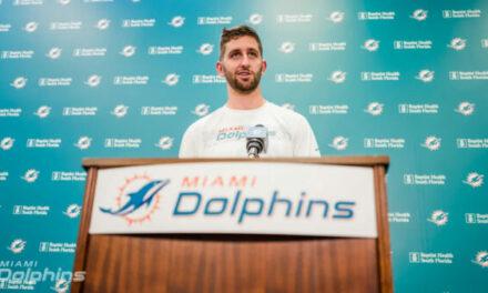 VIDEO: Jason LaCanfora Talking about Josh Rosen Trade to Miami
