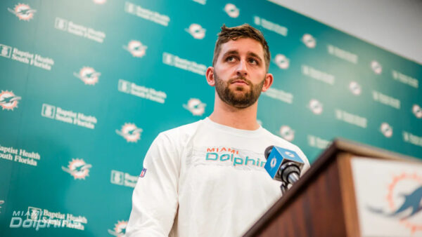 VIDEO: Miami Dolphins Camp Battles – QB