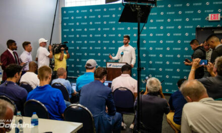 Rosen's Presser Changed the Game