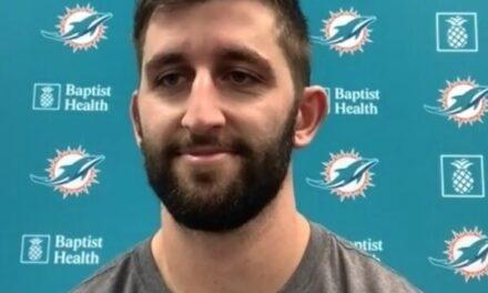 Rosen, Flowers, & Grant Talk to the Media