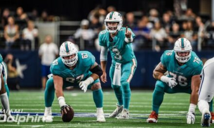 BREAKING NEWS: Dolphins Fielding Trade Offers for Josh Rosen