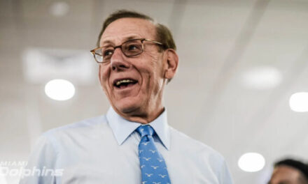 NFL Should Ask Dolphins and Stephen Ross how to Navigate Social Issues