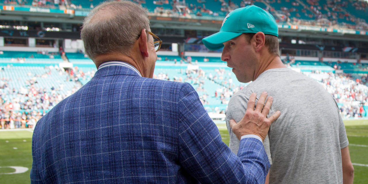 The National Perception of the Miami Dolphins