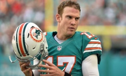 Who is Ryan Tannehill?