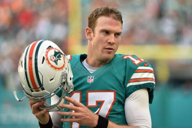 Who is Ryan Tannehill