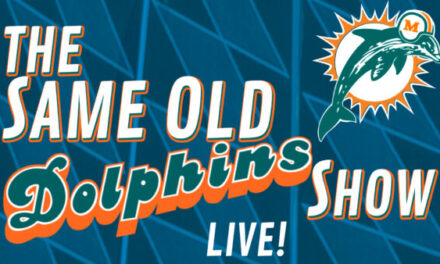 The Same Old Dolphins Show: The Miami Dolphins Have Interest In…