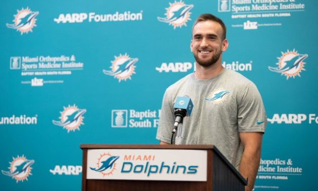 Dolphins Kicking Battle is One To Watch