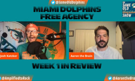The Same Old Dolphins Show: Free Agency Week 1 in Review