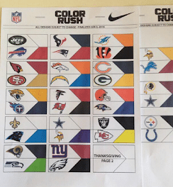 Miami's Getting A Color Rush Jersey for 2016