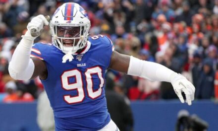 BREAKING: DE Shaq Lawson to Sign with Dolphins per NFLN