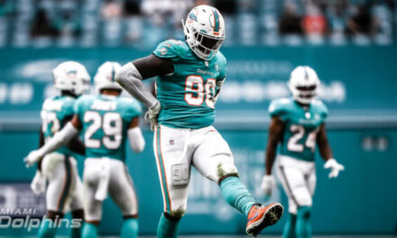 Dolphins Have a Second Half Eruption