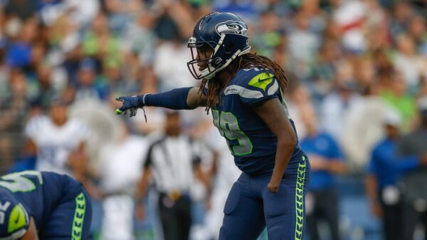 LB Shaquem Griffin Visiting with the Dolphins