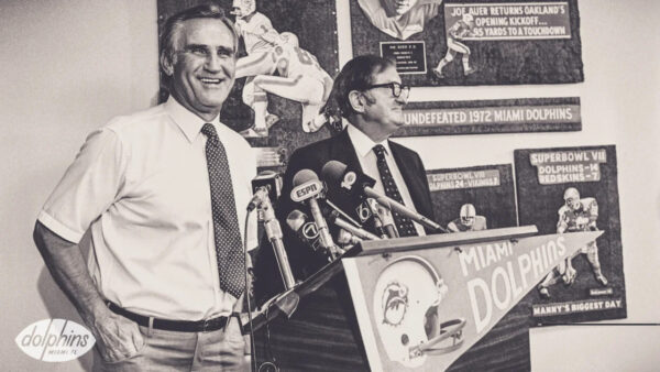 This Day in Dolphins History: September 27th, 1970