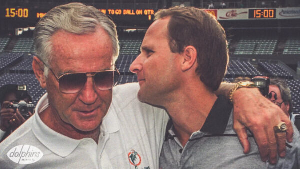 This Day in Dolphins History: Oct 2nd 1994 – Shula Bowl I