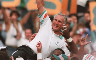 History of Miami Dolphins Head Coaches
