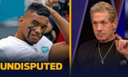 Shannon Sharpe & Skip Bayless Talk About Tua and Miami's Victory