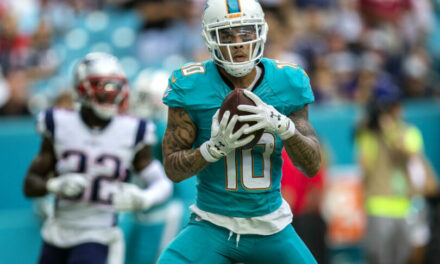 DT Daily 3/11: Allen, Flowers, and Kenny Stills Thoughts