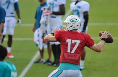 Injury Bug Hits the Dolphins